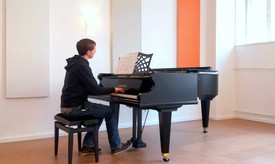 Gesangsunterricht und Instrumentalunterricht für Erwachsene an der Musikschule Philarmonika, Berlin-Charlottenburg/Wilmersdorf