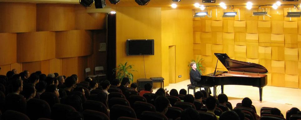 Klavierkonzert von Peter Braun-Feldweg von der Musikschule Philharmonika in Berlin-Charlottenburg/Wilmersdorf - Klavierunterricht