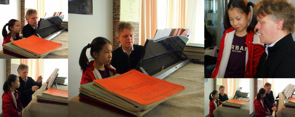 Klavierunterricht an der Musikschule Philharmonika in Berlin-Charlottenburg/Wilmersdorf