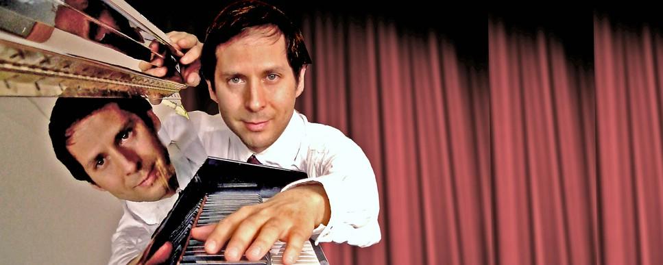 Klavierlehrer Alessandro Lecce an der Musikschule Philharmonika in Berlin-Charlottenburg/Wilmersdorf - Klavierunterricht